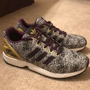 Adida Originals ZX Flux- Size 8 Womens